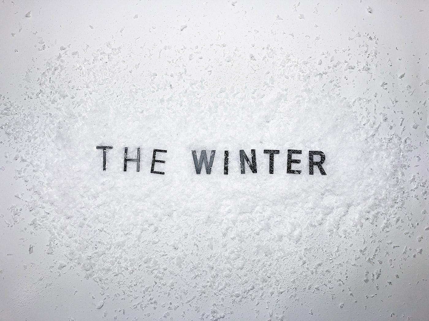Зимний плейсмет для ресторанов THE BURGER и THE BURGER Mexico