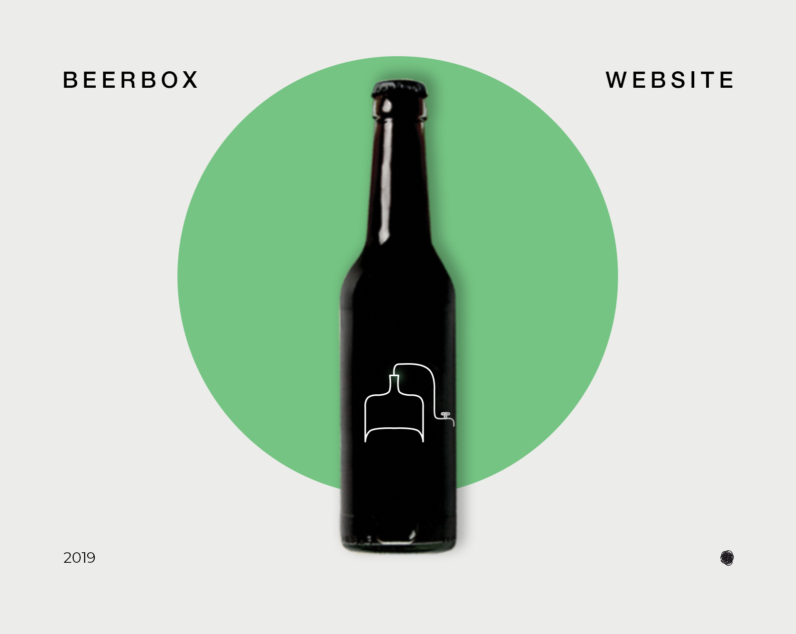 Thumbnail for «Web design and website development for Beerbox by PIVNA DUMA»