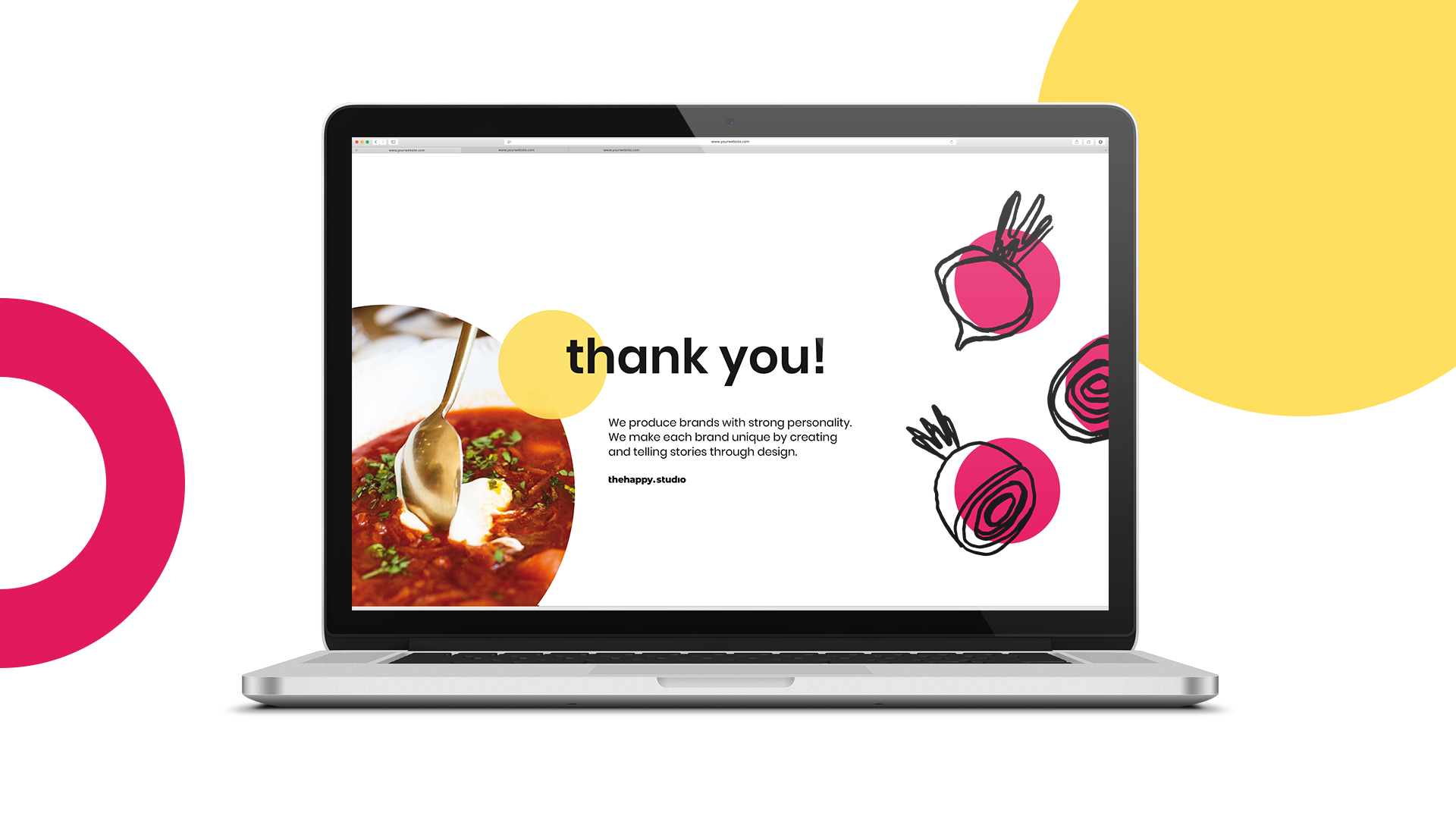 Logo and identity development for foodmate