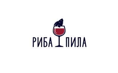 Риба Пила Logo