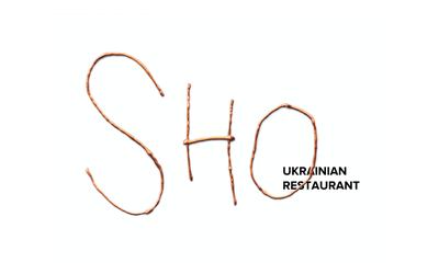 Sho Ukrainian Restaurant Logo